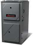 AMVM97 Modulating,Variable Speed ECM Gas Furnace