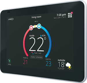 Get an additional $100 rebate on a smart thermostat